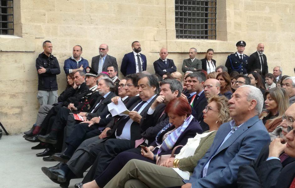 Mafia, a Palermo detenuti ricordano morte La Torre e Di Salvo