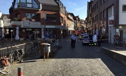 Torna il terrore in Germania, furgone piomba sui pedoni. Almeno 4 morti tra cui l'attentatore