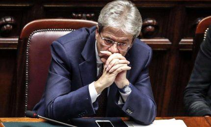 Pd, Gentiloni candidato e 'triumvirato' per liste