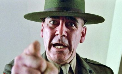 E' morto Lee Ermey, il sergente Hartman di Full Metal Jacket