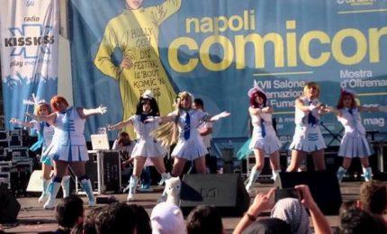 Comicon compie 20 anni, Napoli si prepara a 4 giorni di festa