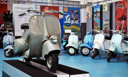 Il Museo Piaggio si allarga, nuovi spazi e nuove collezioni