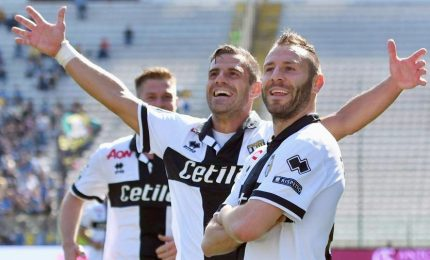 Frena l'Empoli, il Parma batte il Frosinone