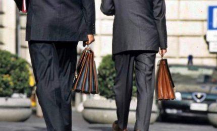 Portaborse al parlamento siciliano, capigruppo alla Corte dei Conti