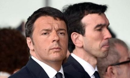 Renzi insiste: congresso Pd subito. E su Europee apre a Martina