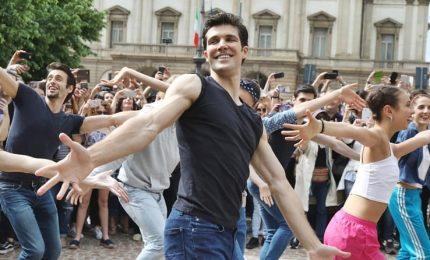 Con Bolle arriva la danza in piazza. Il ballerino farà l'insegnante: ballare fa stare bene