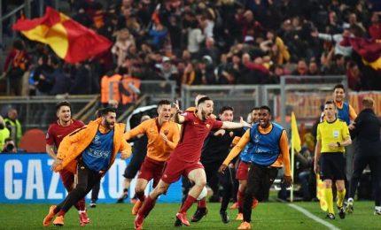 Miracolo Roma: 3-0 contro il Barcellona. Ora la semifinale di Champions
