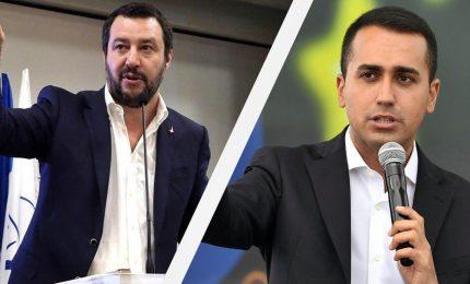 Governo con il M5S per 5 anni. La grande occasione di Salvini