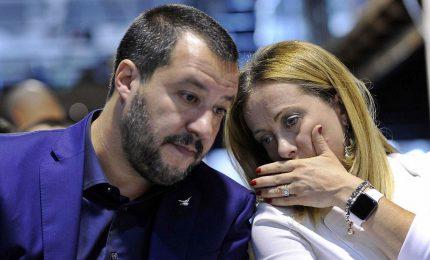 """""""Delusione e sconcerto"""" di Salvini per la fase due di Conte"""