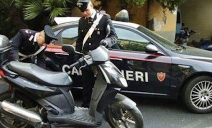 """A """"ruba"""" gli scooter SH nel centro di Roma, 6 arresti"""