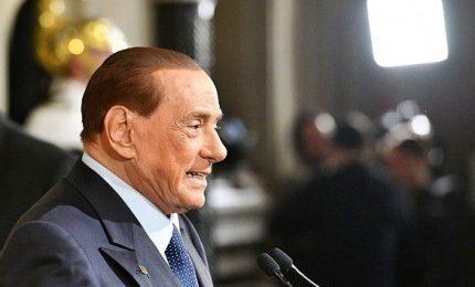 """Berlusconi chiude a Lega-M5s. Salvini: """"Lavoro fino all'ultimo minuto per un governo"""""""