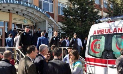 Sparatoria all'Università, Ricercatore uccide 4 persone e finisce in manette