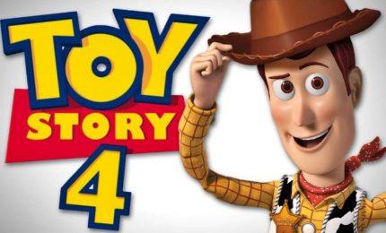 'Toy Story 4' arrivera' in sala il 21 giugno 2019