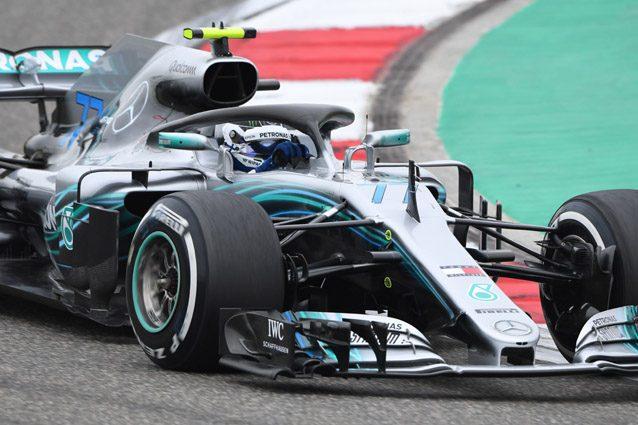 Gasly e Bottas si dividono le libere a Silverstone