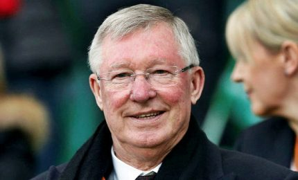 Calcio, sir Alex Ferguson esce da terapia intensiva
