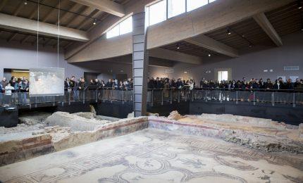 Villa Mosaici di Spello, l'Umbria si arricchisce di un nuovo patrimonio