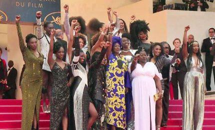 Cannes, 16 attrici di colore protestano contro le discriminazioni