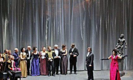 """Teatro San Carlo Napoli, """"Cappello paglia Firenze"""" di Nino Rota"""