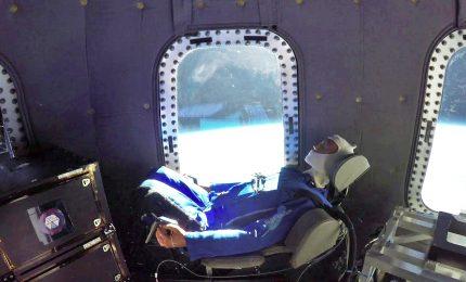 Blue Origin, secondo test suborbitale per la Crew Capsule 2.0