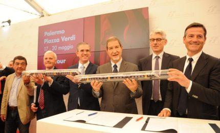 Sicilia, siglato contratto Regione-Trenitalia per 1,2 miliardi