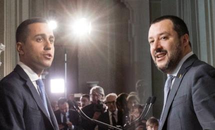 """Salvini e Di Maio chiamano Sergio Mattarella: """"Pronti a riferire su programma di governo"""""""