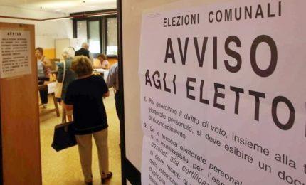 Si vota in 75 Comuni, 2,8 milioni di elettori alle urne