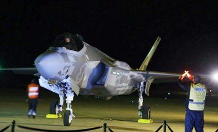 Primo Paese al mondo a impiegare F-35 in missioni di combattimento