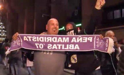 Festa a Madrid, per il Real terza finale di Champions consecutiva