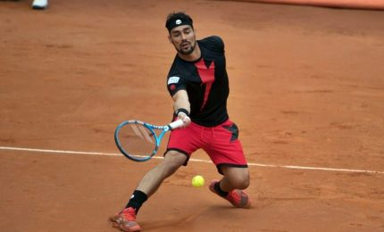 Atp Stoccolma, Fognini eliminato in semifinale