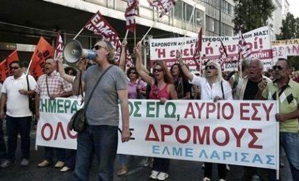 Grecia, sciopero contro l'austerity. Proteste ad Atene