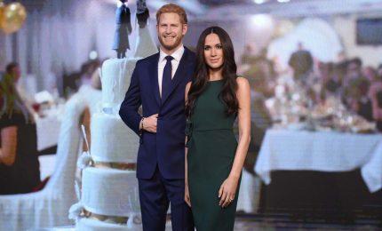 Al Madame Tussauds di Londra spuntano Harry e Meghan di cera