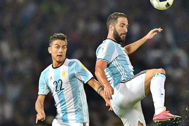 Sì Higuain e Dybala, Icardi no. I 23 dell'Argentina ai Mondiali