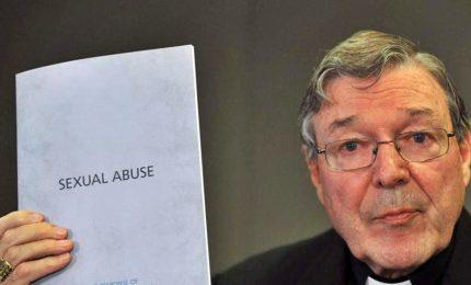 Cardinale Pell rinviato a giudizio per abusi sessuali. Papa conferma aspettativa a prelato
