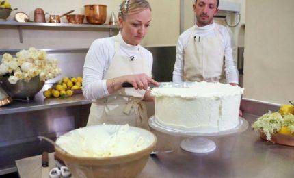 La wedding cake di Harry e Meghan con i limoni di Amalfi
