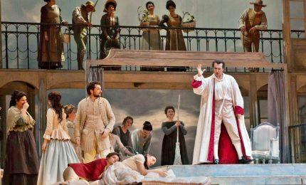 Teatro Massimo Palermo, Nozze di Figaro tra Goldoni e Vesuvio