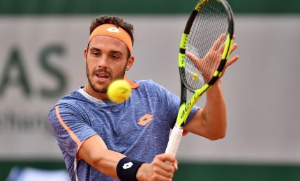 Roland Garros: impresa Cecchinato, Djokovic ko. E' semifinale