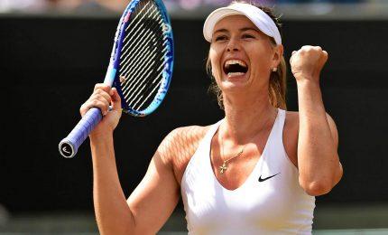 Internazionali d'Italia, Sharapova in semifinale