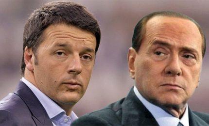 Grandi manovre al centro, sotto traccia la mossa Berlusconi-Renzi