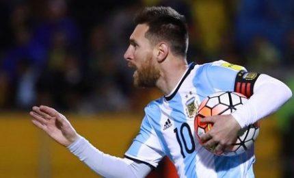 Mondiali 2018, Messi: l'Argentina diventa sempre più forte