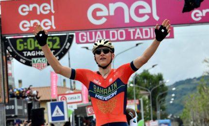 Giro d'Italia, Tappa allo sloveno Mohoric. Yates resta in rosa