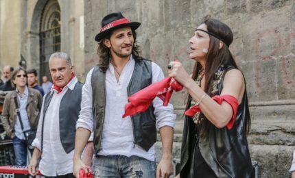 """""""Musicanti"""" a teatro il musical con le canzoni di Pino Daniele"""