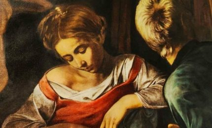 Mafia, la Natività di Caravaggio fatta a pezzi e rivenduta