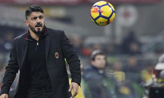 Gattuso, Milan-Lazio sia spot per il calcio