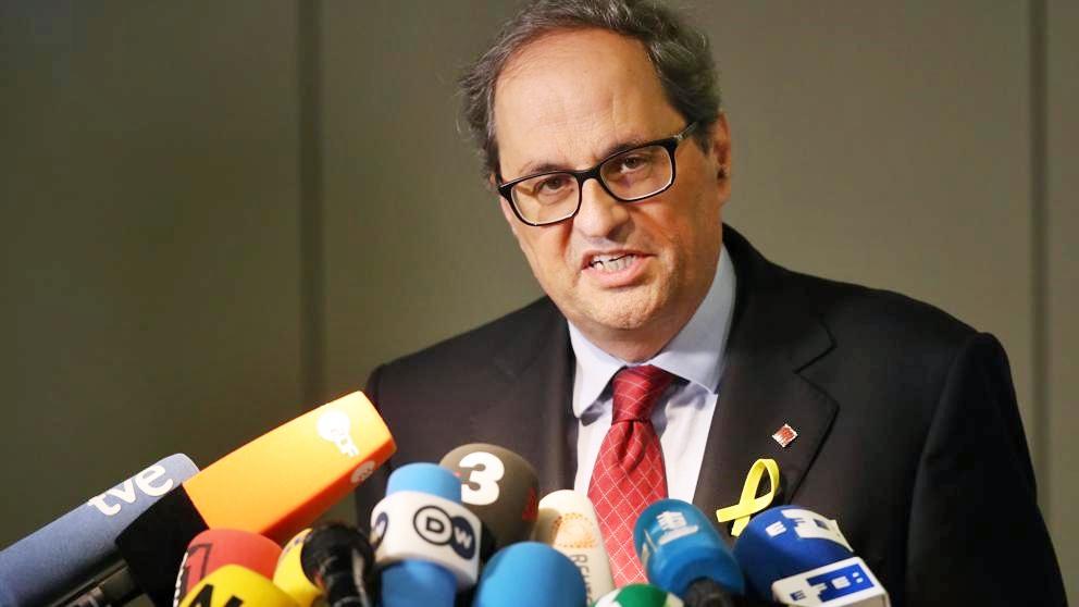 """Catalogna, nel governo due ministri in carcere e due in """"esilio"""". Madrid: """"Una provocazione"""""""
