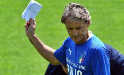 """Inizia l'avventura, Mancini: """"Io non sono un mago, ci vuole tempo"""""""