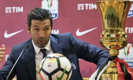 Tim Cup 2018, Buffon: la Juventus ha sette vite