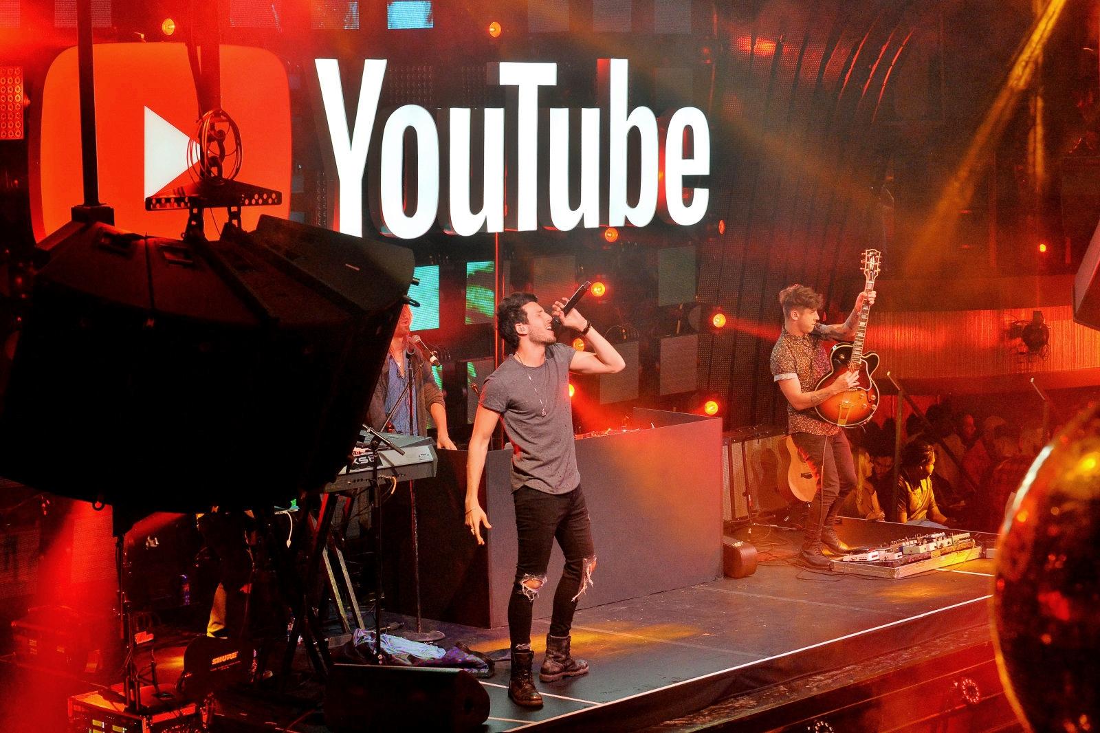 YouTube Music, nuovo servizio streaming