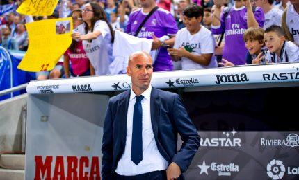 """Zinedine Zidane annuncia a sorpresa: """"Lascio il Real Madrid"""""""