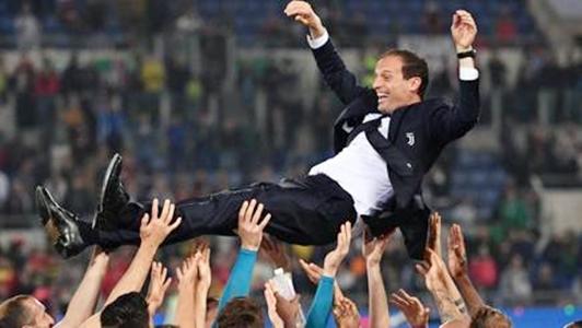 Coppa Italia alla Juve, 4-0 con due papere Donnarumma
