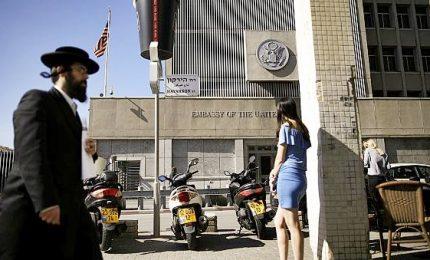 Ambasciata Usa a Gerusalemme. Esplode Gaza, oltre 40 morti e più di 1600 feriti
